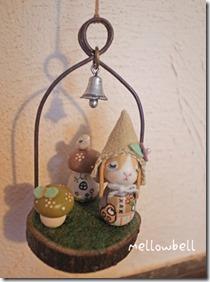 rabbit&bird_memostand_ornam