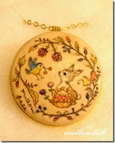 bluebird&rabbit_necklace